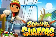 Subway Surfers: Исландия