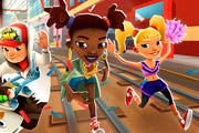 Subway Surfers Вашингтон