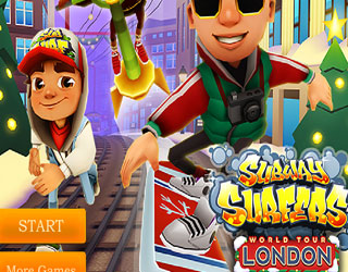 Subway Surfers: Лондон