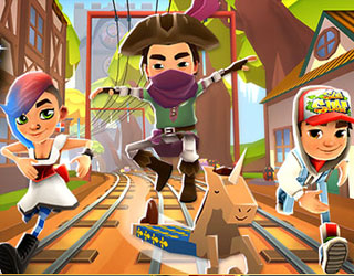 Subway Surfers: Прага